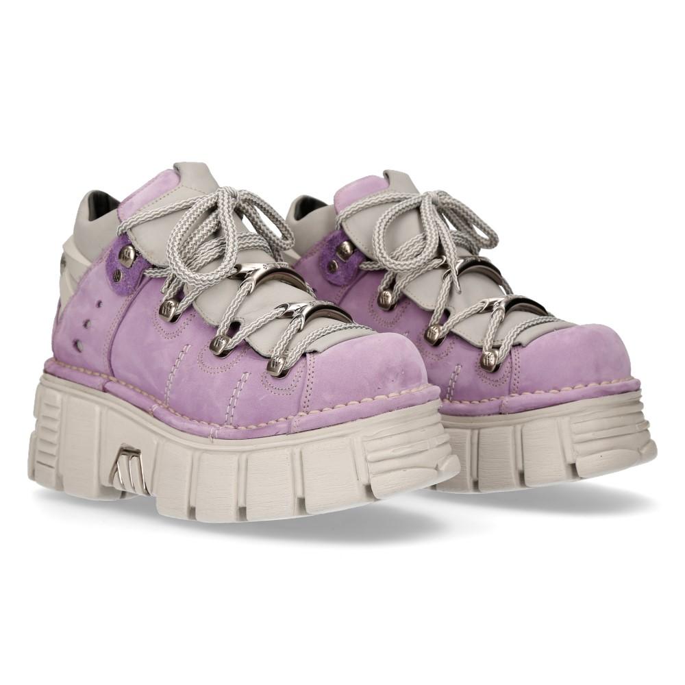 New Rock et Chaussures Paris bottes Baskets Vegan XPiwZuTlkO